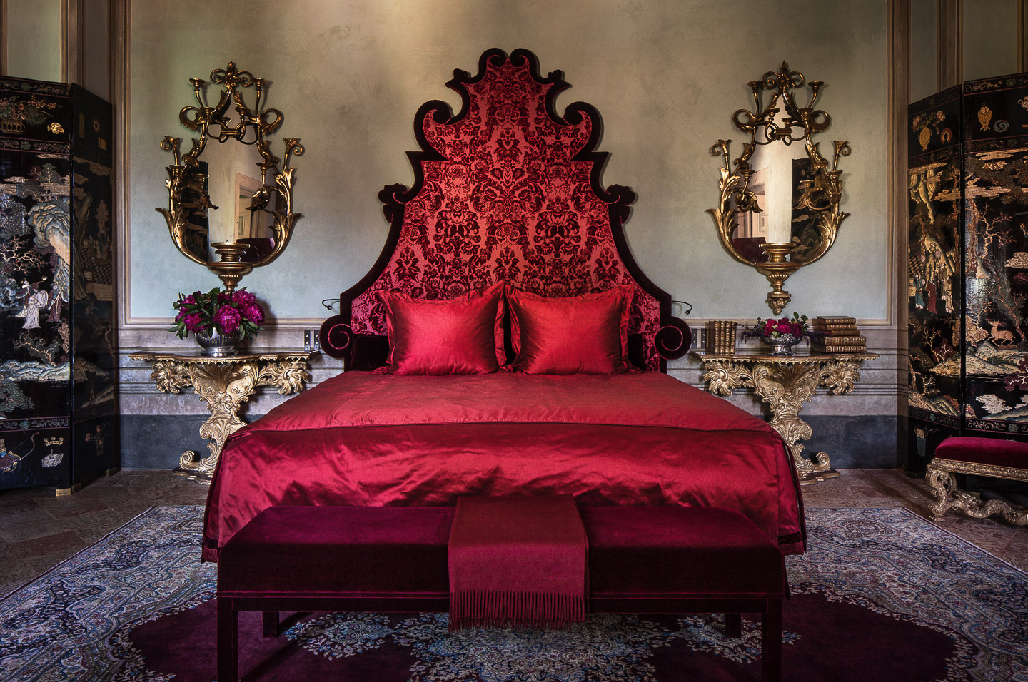 The Heritage Collection - Suite bedroom