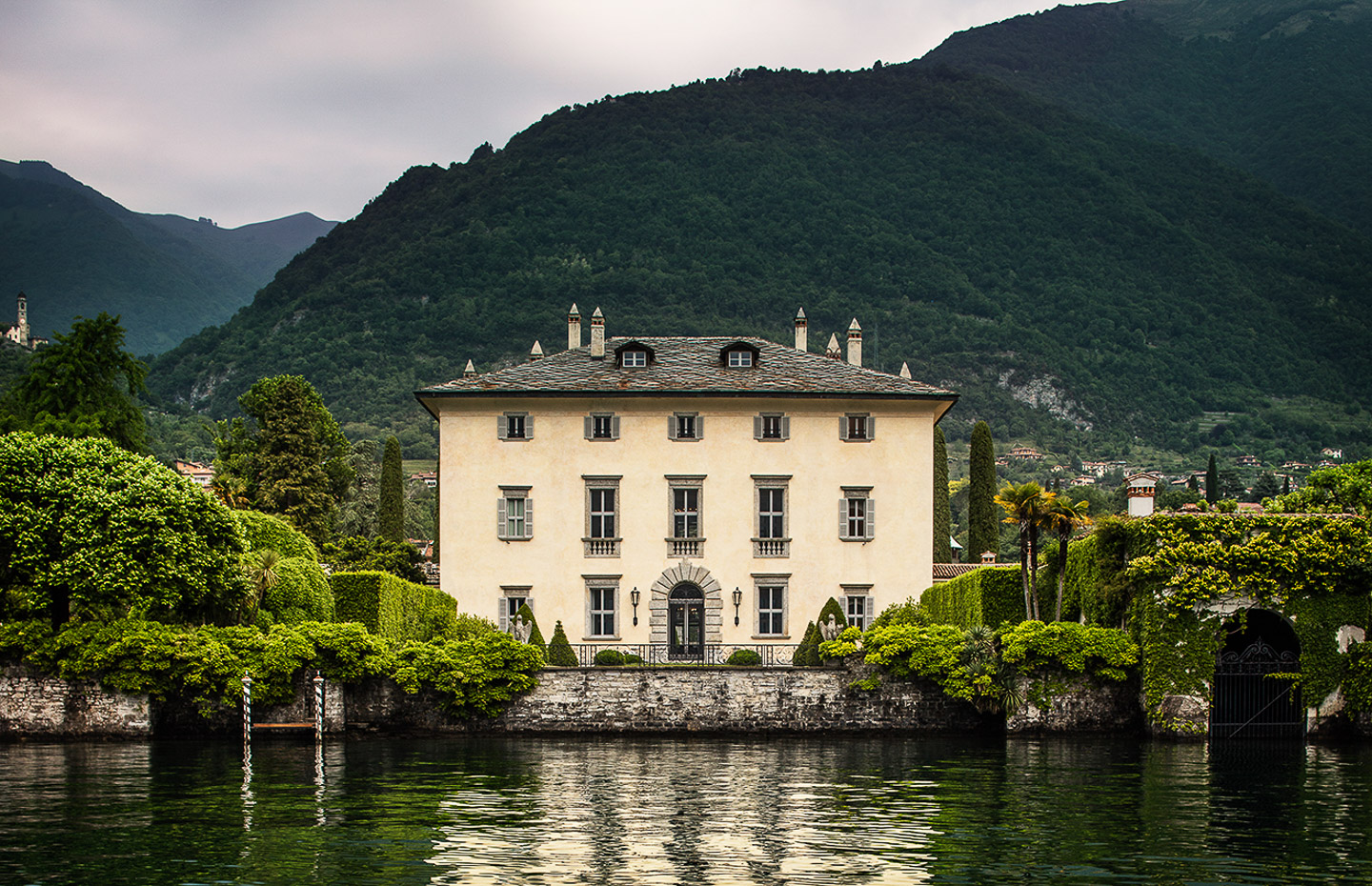 Villa Balbiano luxury property Lake Como Italy the heritage collection 17 century former residence cardinale Durini available for exclusive events accommodation rent rental event boat access service