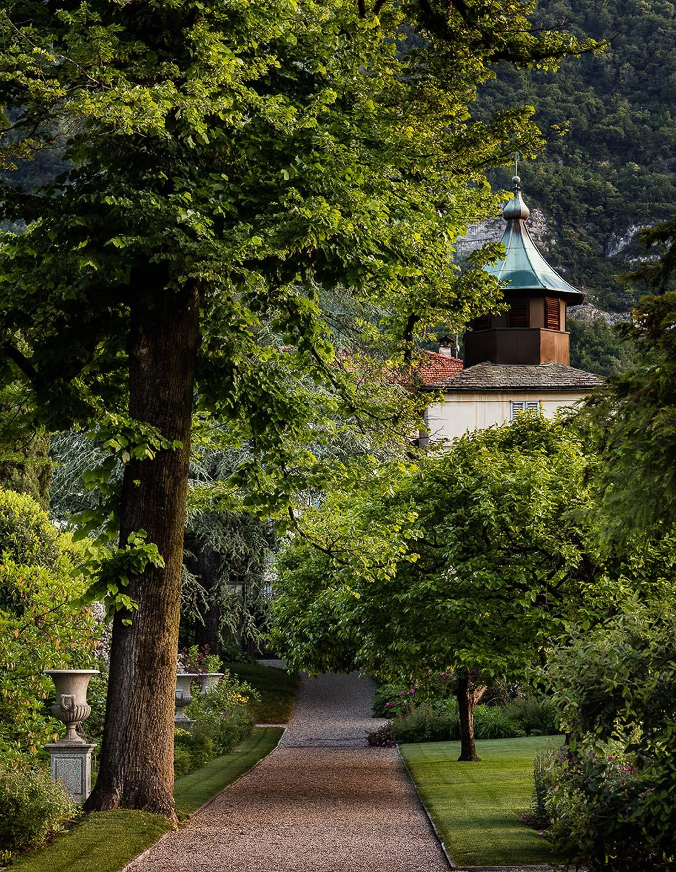 Villa Balbiano luxury property Lake Como best garden design park alley for wedding ceremony privasy exclusivity beauty high standard service