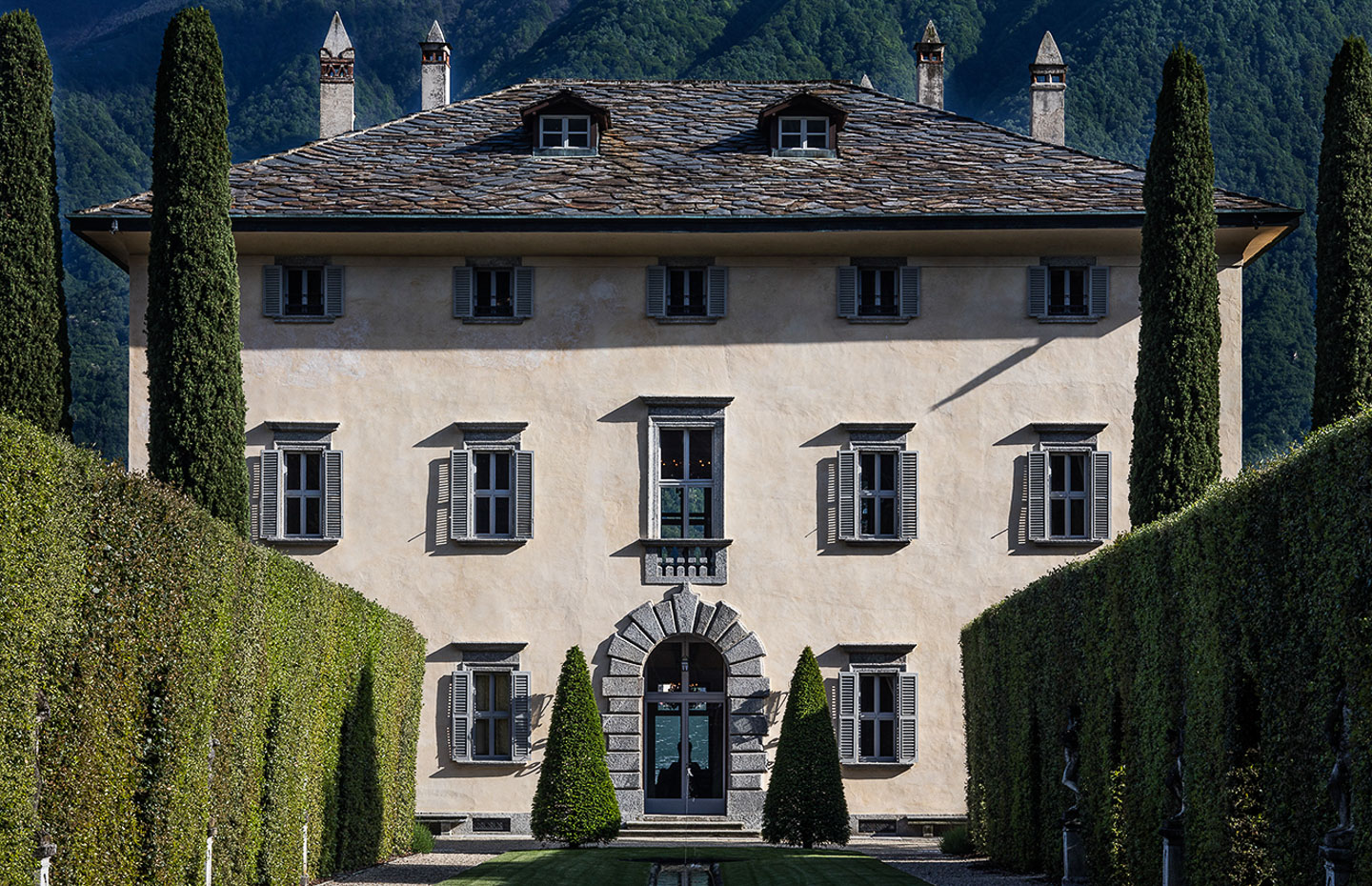 Villa Balbino luxury property Lake Como Italy Milan 4 floor private residence exclusive rental wedding accommodation event elopement engagement best desitination boat access service