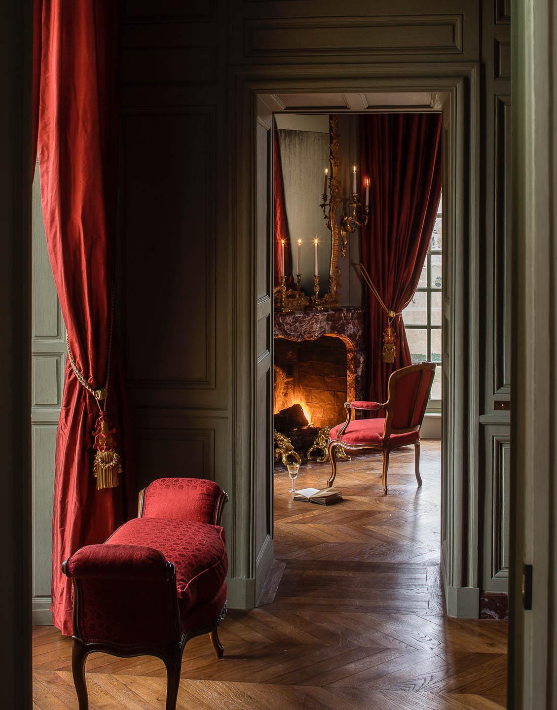 Chateau de villette Collection Suite 83