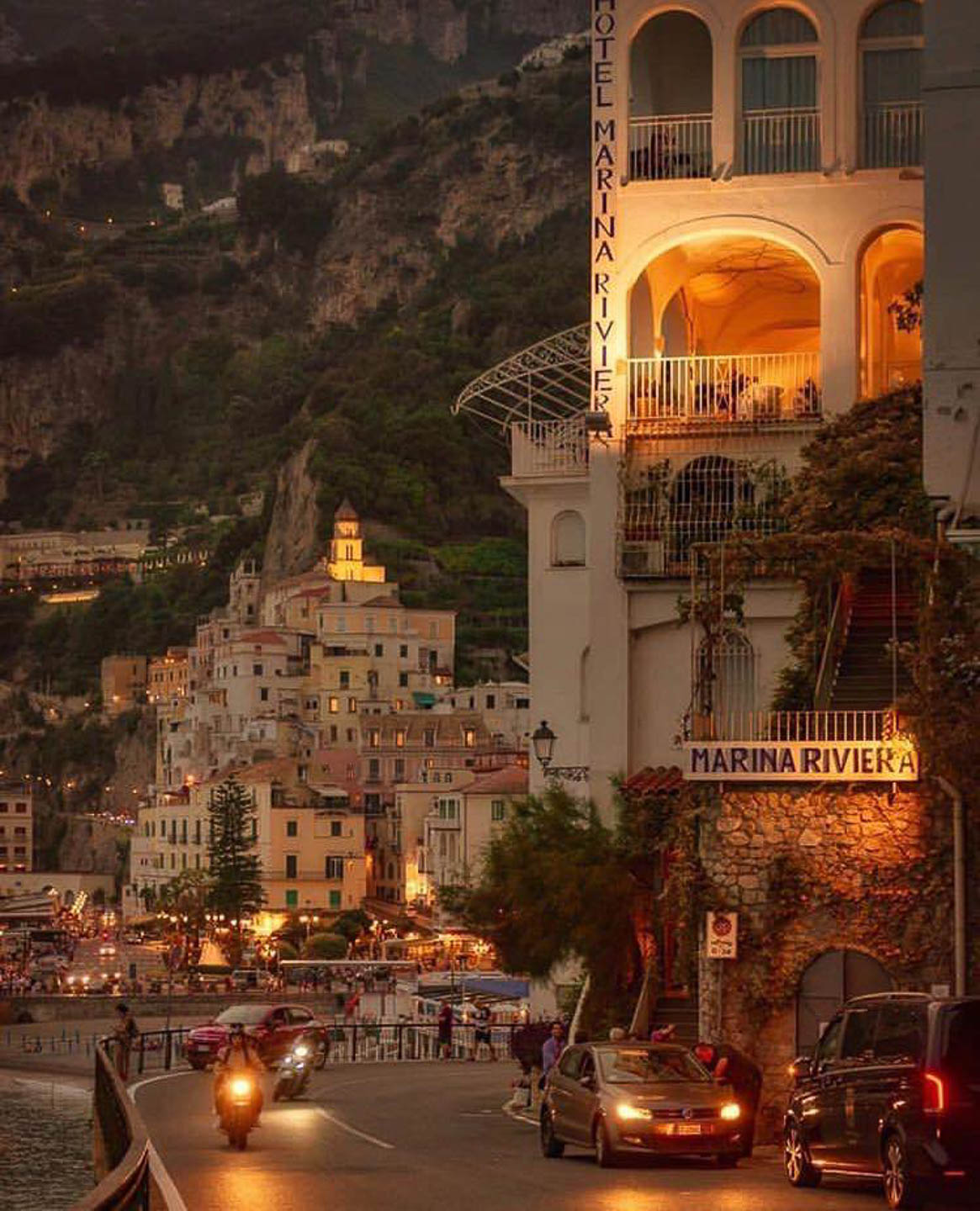The Heritage Collection luxury Villa Astor Amalfi coast Italy property super chic accommodation gorgeous Suite interiors top destination night life