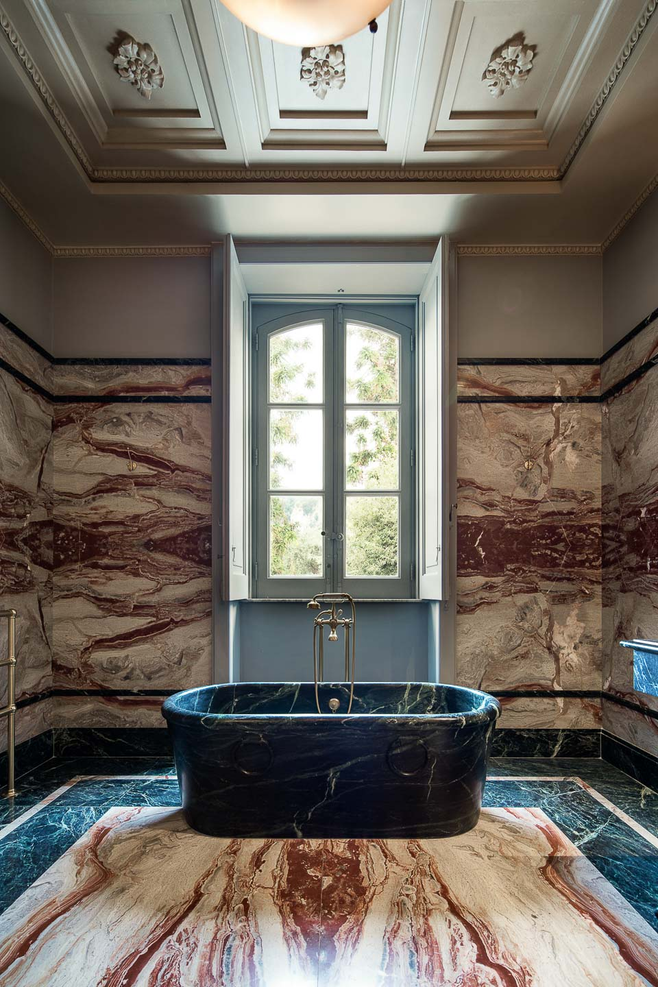 Villa Astor exquisite luxury marble collection best interior design interiordecorator Jacques Garcia French chic arte de vivre The Heritage Collection
