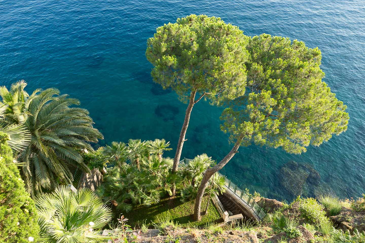 Villa Astor luxury accomodation rental Sorrento Amalfi Coast location italian paradise splendid garden cliff view beach sea direct access water swimming 20 1