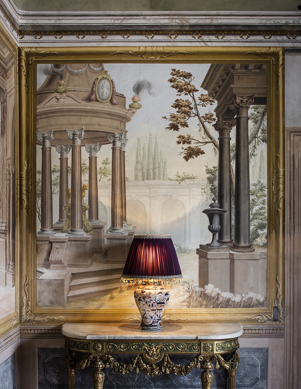 Villa Balbiano best luxury property Lake Como Milan Durini private residence garden swimming pool bedrooms suites 4 floors