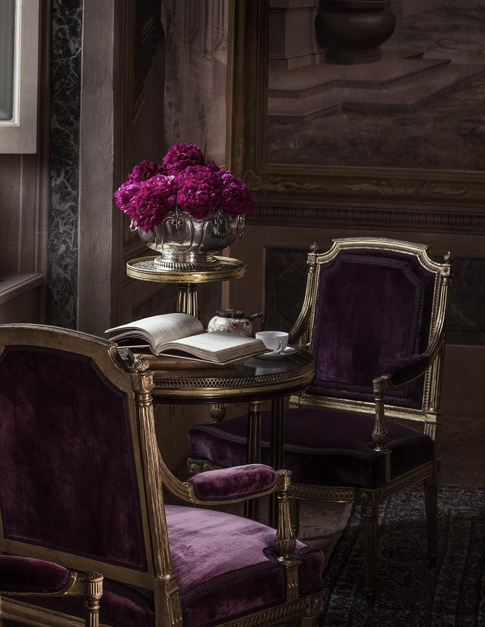 Villa Balbiano lake Como luxury accommodation private villa refined elegant design