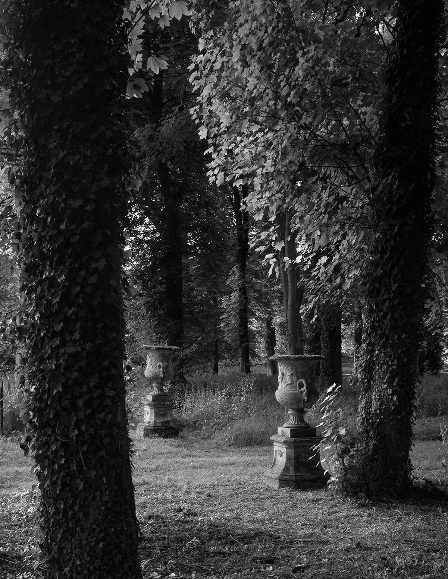 view garden park best french luxury chateau paris Chateau de Villette The Heritage Collection luxury property exclusive rent rental destination weddings elopment engagement travel events