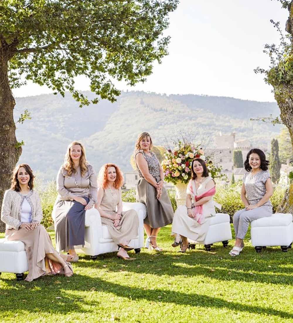 Distinctive Italy weddings wedding planner