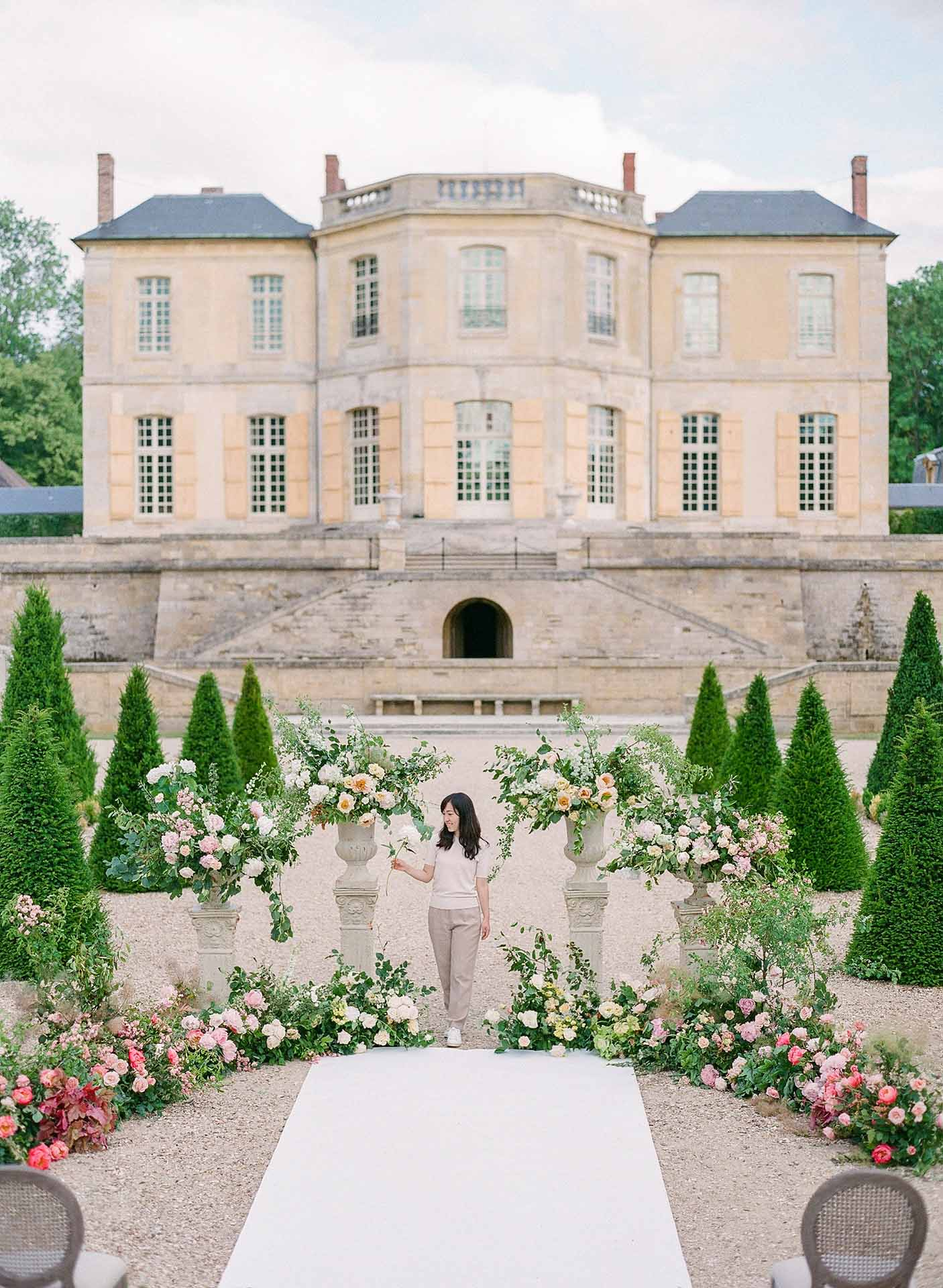 Floraison Paris Akiko