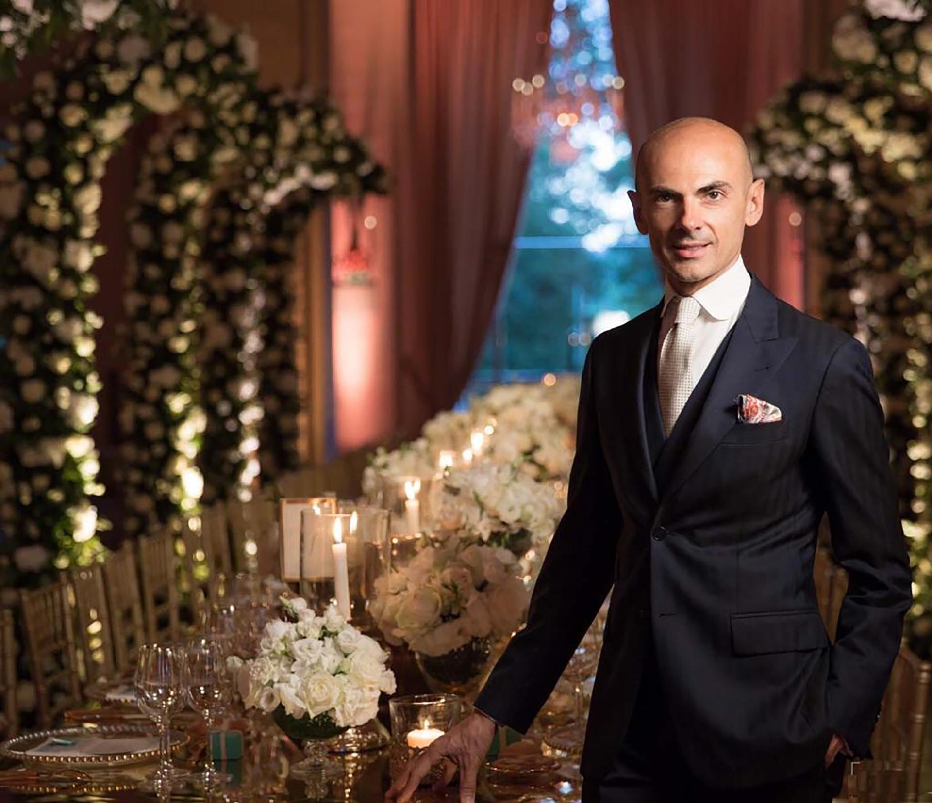 Enzo Miccio The Heritage Collection wedding planner