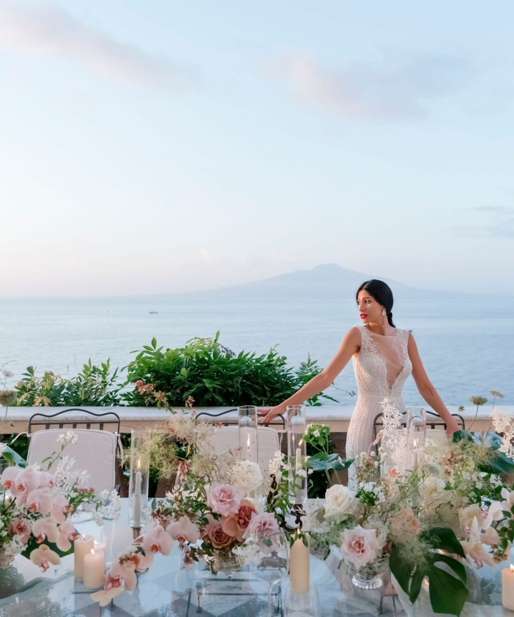 Amalfi Coast Wedding Inspiration at Villa Astor Cover