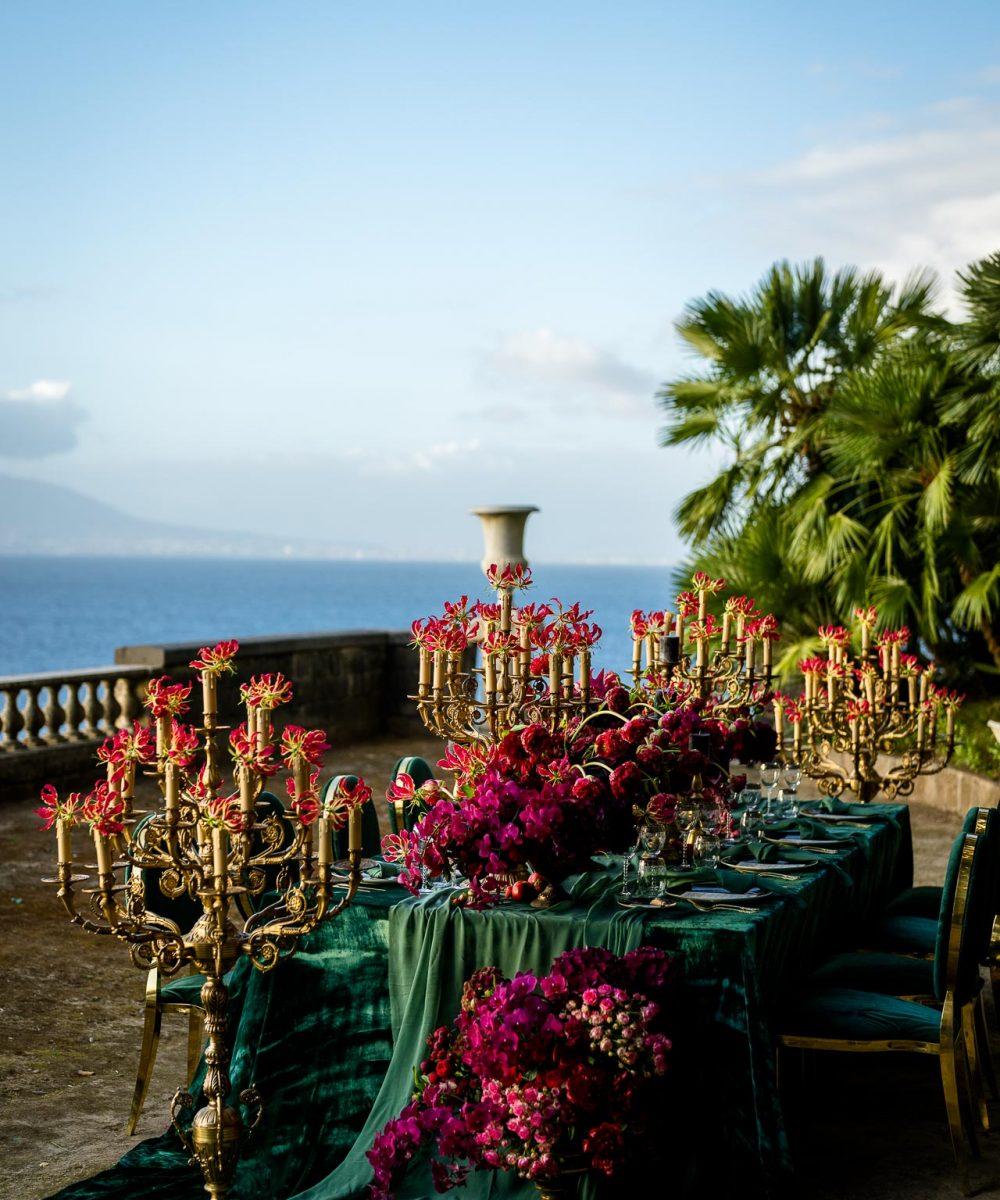 Villa Astor - Table design